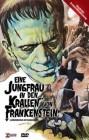 Eine Jungfrau in den Krallen von Frankenstein - Cover C gr.H