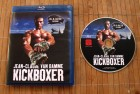 Kickboxer (Karate Tiger 3 1989) Blu-Ray US R-Rated uncut