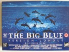 THE BIG BLUE UK-VHS Sammlerbox LANGFASSUNG Booklet TOP RAR