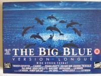 THE BIG BLUE UK-VHS Sammlerbox LANGFASSUNG Booklet TOP RAR