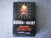ROMEO und JULIA UK-VHS-Box-Set LIMITED EDITION Video&CD