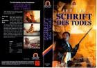 SCHRIFT DES TODES -Jet Lee - ASCOT gr.Cover - VHS