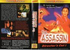 THE ASSASSIN - Director`s Cut - Screen Power gr.Cover - VHS