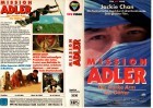 MISSION ADLER 1 - Jackie Chan - VPS gr.Cover - VHS