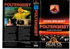 POLTERGEIST 1 - MGM gr.Cover - VHS