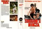 SHOGUN`S NINJA - Henry Sanada  - PolyGram gr.Cover - VHS