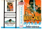 MAFIA NINJA - Türkisch UNCUT Aufl - ikiz video gr.Cover- VHS