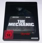The Mechanic Blu-ray mit Jason Statham - Steelbook -