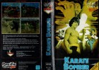 KARATE BOMBER - Jackie Chan - Pacific gr.Hartbox Holo- VHS