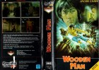 WOODEN MAN - Jackie Chan - Pacific gr.HB HOLOCOVER - VHS