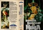 GRÖSSTE SCHLACHT DER NINJA - Alexander Lo - IHV gr.HB - VHS