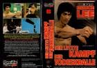 DER LETZTE KAMPF DER TODESKRALLE -B.Lee.- Pacific gr.HB -VHS