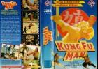KUNG FU MAN - John Liu - UfA gr.HB -VHS
