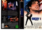 ROCKY V - GO FOR IT - MGM gr.Cover -VHS