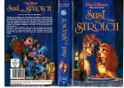SUSI UND STROLCH - Walt Disney gr.Cover -VHS