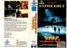 WEREWOLF VON TARKER MILLS - S. King - CANNON gr.Cover - VHS