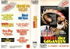 DUELL DER GIGANTEN - Wang Yu - Pacific gr.Cover - VHS