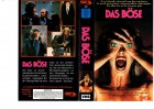 DAS BÖSE 1 - SCREEN TIME kl.Cover - VHS