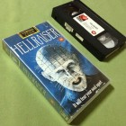 Hellraiser - It will tear your soul apart / UK-Tape