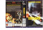 DEMONS 2 -  DIRECT VIDEO kl.Cover - VHS