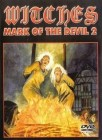 WITCHES Mark of The Devil 2 DVD Rarit�t UNCUT wie neu!!!