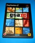 PS2 PLAYSTATION 2 - GTA III 3 - USK 18