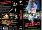 DAS TODESDUELL DER TIGERKRALLE - VPS gr.Cover - VHS
