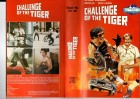 CHALLENGE OF THE TIGER - Bruce Le - POLAR gr.Cover - VHS
