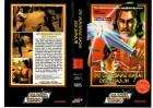 DIE GRAUSAME RACHE DER SHAOLIN - GLORIA gr.Cover - VHS