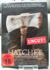 Hatchet - 2 Disc Special Edition - UNCUT - OVP