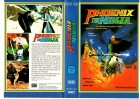 PHOENIX THE NINJA - FOCUS FILM gr.Cover - VHS