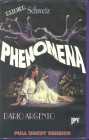 Phenomena (VHS) UNCUT (JPV) Dario Argento