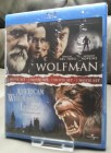 American Werewolf  - Wolfman - 2 Movie Set Bluray - OVP
