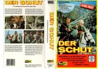 DER SCHUT - Karl May - Toppic  gr.Cover - VHS