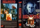 HELLBOUND - HELLRAISER 2 - highlight gr.Cover - VHS