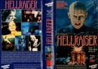 HELLRAISER 1 - highlight gr.Hartbox- VHS