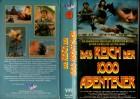 DAS REICH DER 1000 ABENTEUER - USA gr.Hartbox- VHS