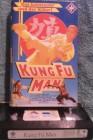 Kung Fu Man Ufavideo VHS FSK16