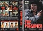 THE PIRISONER - Jackie Chan - Pacific gr.Cover Hartbox- VHS