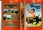DER GRAUSAME TIGER - JAGUAR gr.Cover - VHS