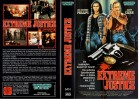 EXTREME JUSTICE - VMP gr.Cover - VHS