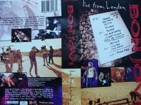 Bon Jovi - Live from London ...  engl. Version !