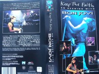 Keep the Faith an Evening with Bon Jovi ... engl. Version !