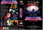 MONOLITH - DER SCI-FI-ACTIONGIGANT - VPS gr.Cover - VHS