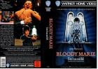 BLOODY MARIE , Eine Frau mit Biß - WARNER gr.Cover - VHS