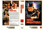 MAD FIGHTERS - Barry Prima - FOCUS FILMgr.Cover - VHS