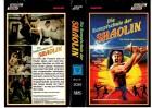DIE KAMPFSCHULE DER SHAOLIN - Kuan Feng-GLORIA gr.Cover -VHS