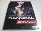 HANNIBAL -  STAFFEL 1 - 3-BLU RAY SET  MADS MIKKELSEN