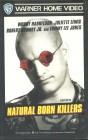 Natural Born Killers (VHS) UNCUT