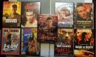 Jean-Claude Van Damme - Sammlung - 9 DVD`s alle uncut - TOP